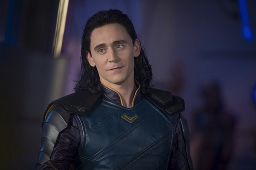 영화 토르: 라그나로크에서 '로키' 역할을 맡은 배우 톰 히들스톤. /사진=영화 스틸컷, 월트디즈니컴퍼니코리아