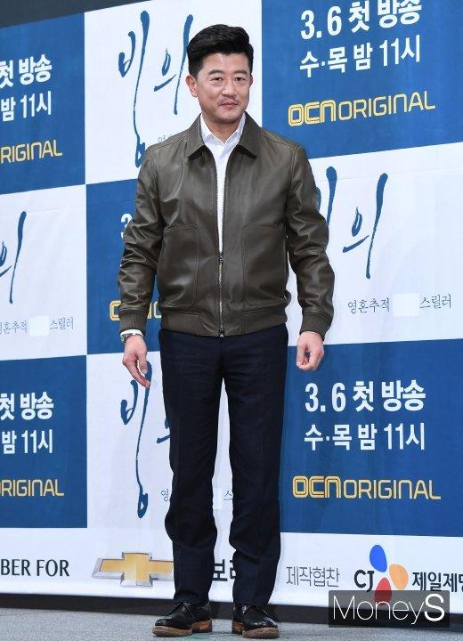 [머니S포토] 박상민, 오랜만에 보는 장군의 아들