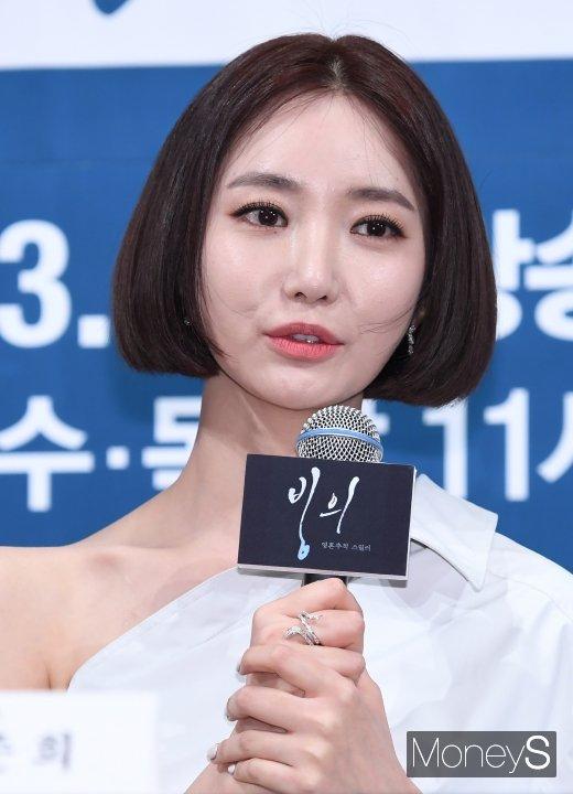 [머니S포토] 고준희 '첫 장르물 도전!'