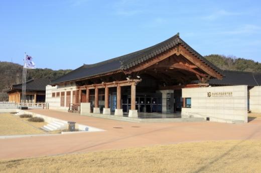 경상북도독립운동기념관. /사진=한국관광공사