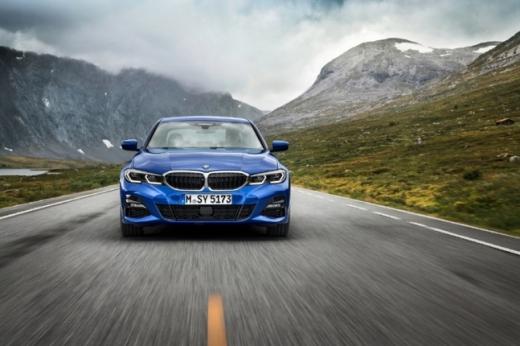 BMW 뉴 3시리즈. /사진=BMW