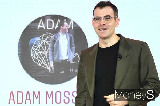 [머니S포토] 인스타그램 CEO 아담 모세리