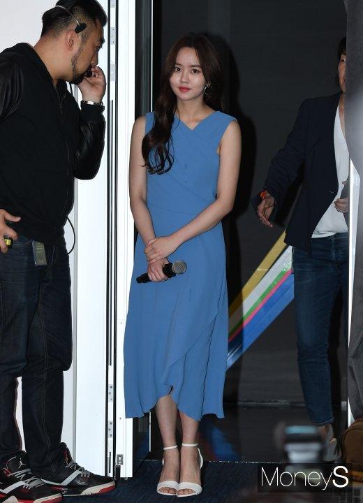 [머니S포토] 김소현, 돋보이는 여신 비주얼