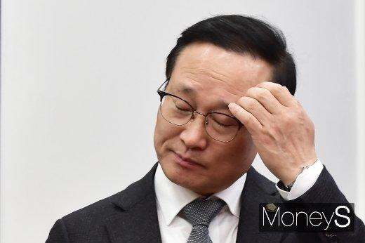 한국당, 민주당 홍영표 윤리위 제소 결정(속보)