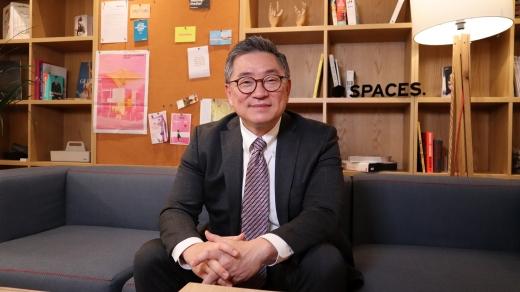 고광백 IWG 그룹 한국 지사장. /사진=스페이시즈