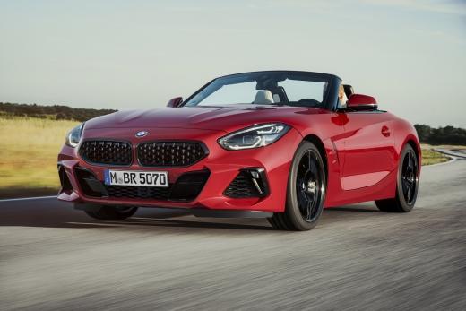 BMW 뉴 Z4 . /사진=BMW