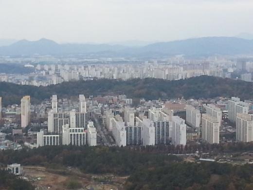 광주광역시 주거밀집 지역./사진=머니S DB