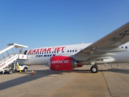 이스타항공이 동남아행 비행기표 특가 판매에 들어갔다. /사진=이지완 기자