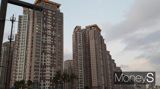 동탄2신도시의 한 아파트 밀집 지역. /사진=김창성 기자