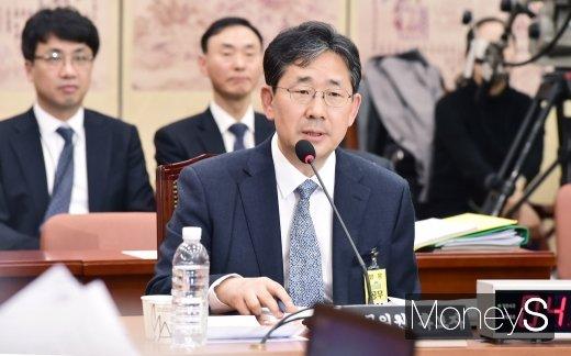 """[머니S포토] 박양우 후보자 """"문체부 존재 이유는 국민의 행복"""""""