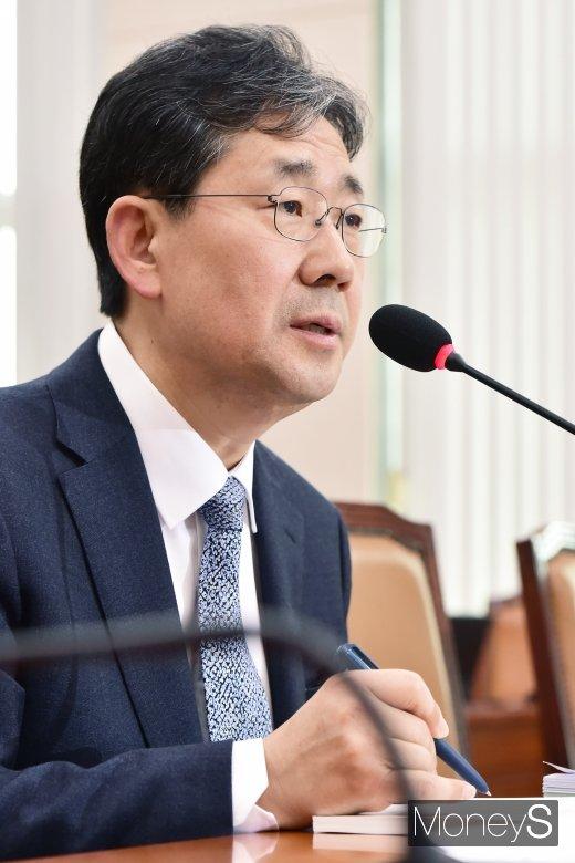 """[머니S포토] 박양우 """"남북 문화교류 튼튼히 이어갈 것"""""""