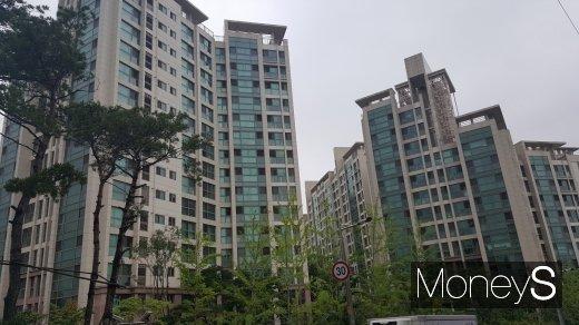 서울 서초구 방배동의 한 아파트 단지. /사진=김창성 기자