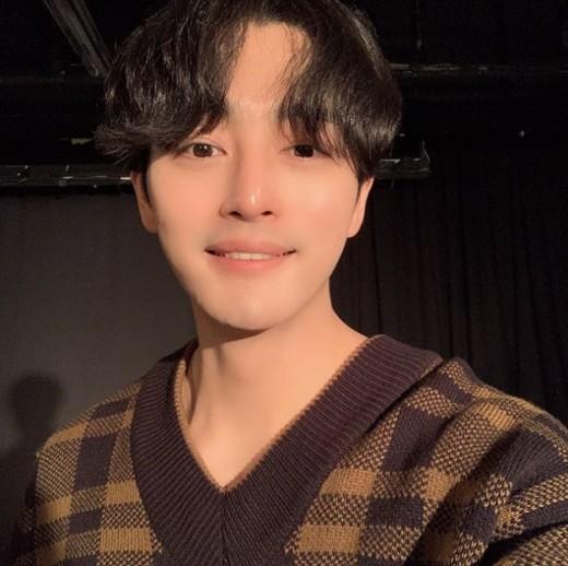 가수 겸 배우 신기현. /사진=신기현 인스타그램.
