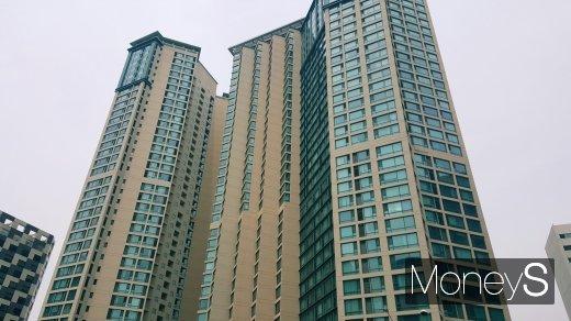서울시내 한 오피스텔. /사진=김창성 기자