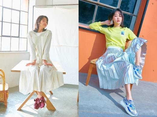올 봄엔 톡톡 튀는 컬러가 대세, 컬러풀한 신상 패션 아이템