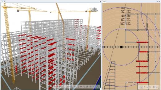 대림코퍼레이션이 초기공사계획솔루션 '디플랜'을 개발했다. /사진=대림코퍼레이션