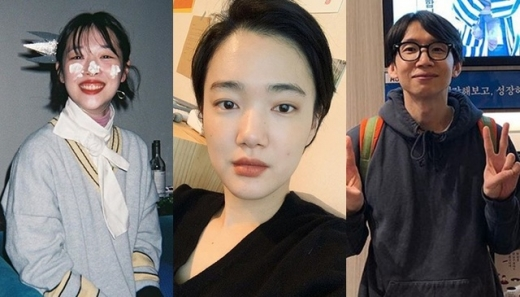 설리 손수현 봉태규(왼쪽부터). /사진=인스타그램 캡처