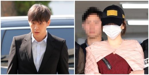 박유천(왼쪽)과 황하나가 경찰 대질신문을 진행할 계획이다. /사진=뉴스1