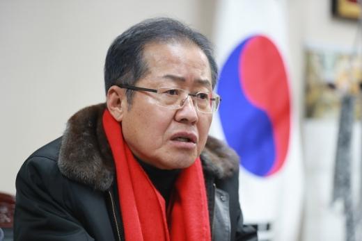 홍준표 전 자유한국당 대표. /사진=뉴스1