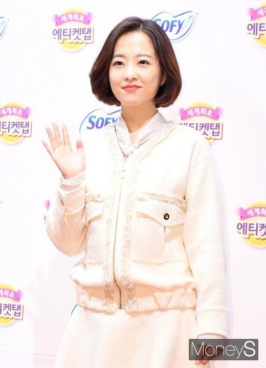 [머니S포토] 박보영, 매력적인 똑단발