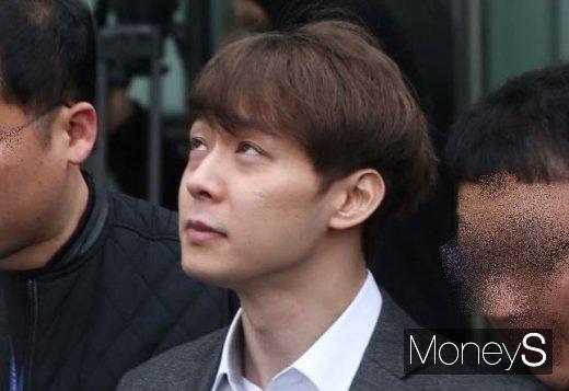 """""""박유천, 마약투약 혐의 대부분 인정""""(속보)"""