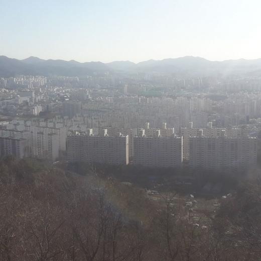 광주 북구 문흥지구 아파트 단지/사진=머니S DB.