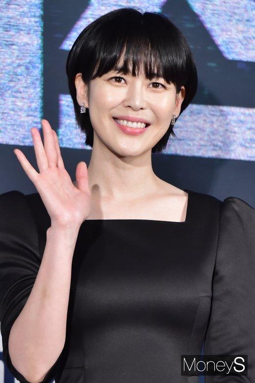 [머니S포토] 보이스3 이하나, '시원스런 미소'