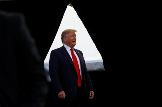 트럼프. /사진=로이터