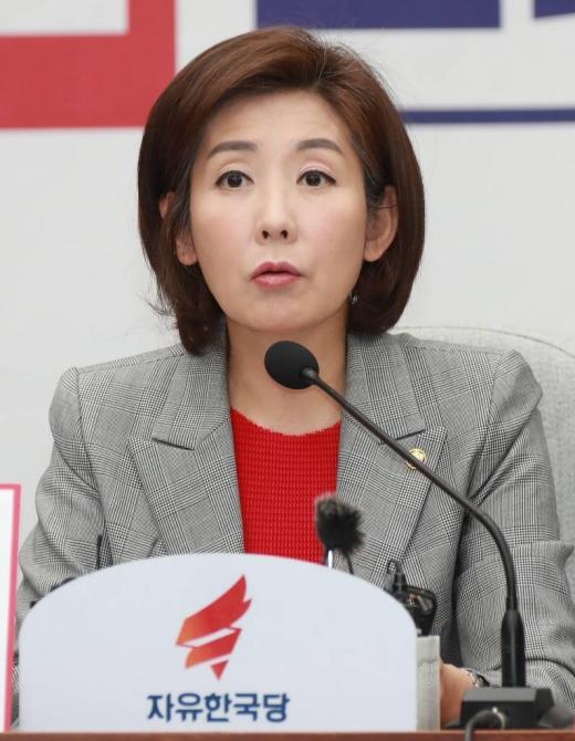 나경원 자유한국당 원내대표/사진=머니투데이DB