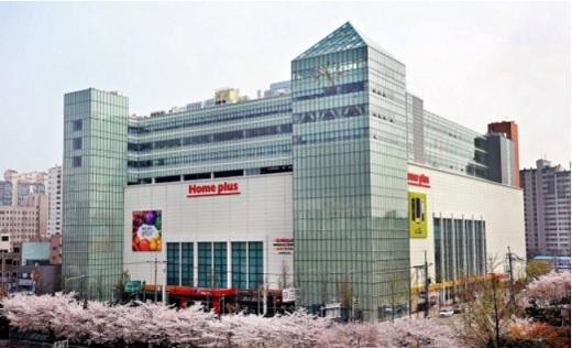 홈플러스 서울 강서 신사옥 전경 / 사진=홈플러스