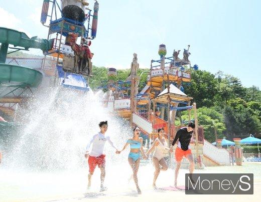 [머니S포토] '올 여름 오션월드로 가자!'