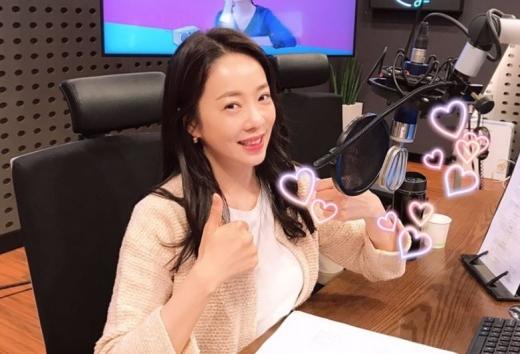 박은영 아나운서 결혼. /사진=박은영의 FM 대행진 공식인스타그램