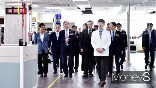 [머니S포토] 우리나라 최초 산재 병원 '서울의원' 개소