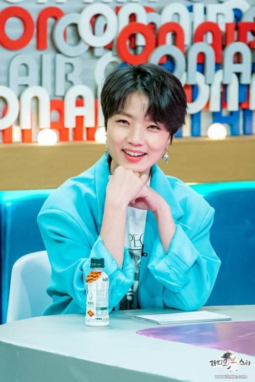 안영미. /사진=MBC '라디오스타' 홈페이지