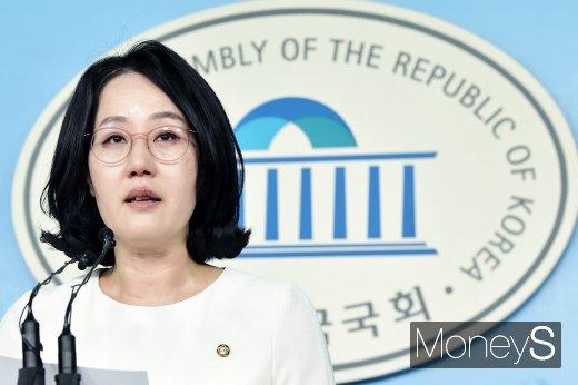 김현아 자유한국당 대변인. /사진=임한별 기자