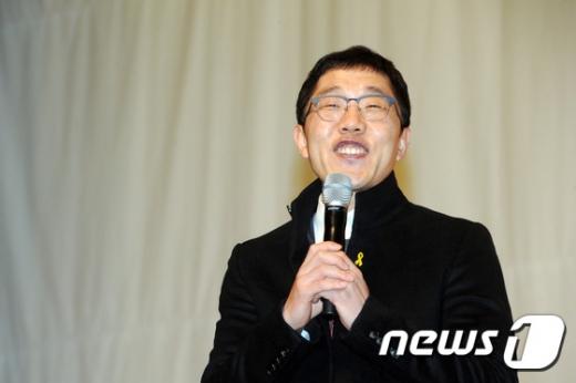 김제동 논산 강연 논란. /사진=뉴스1