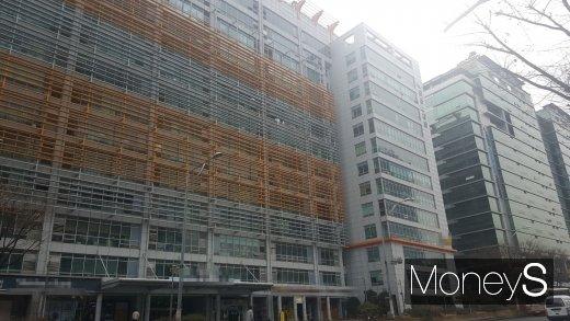 서울시내 한 지식산업센터. /사진=김창성 기자