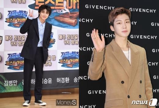 비아이 이승훈(왼쪽부터). /사진=장동규 기자, 뉴스1
