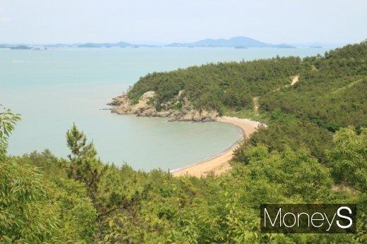자은도를 비롯해 신안에는 이름 없는 수많은 해변이 있다. /사진=박정웅 기자