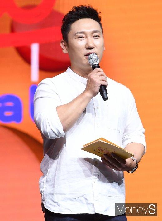 [머니S포토] 이승윤 '팔색조 개그맨'