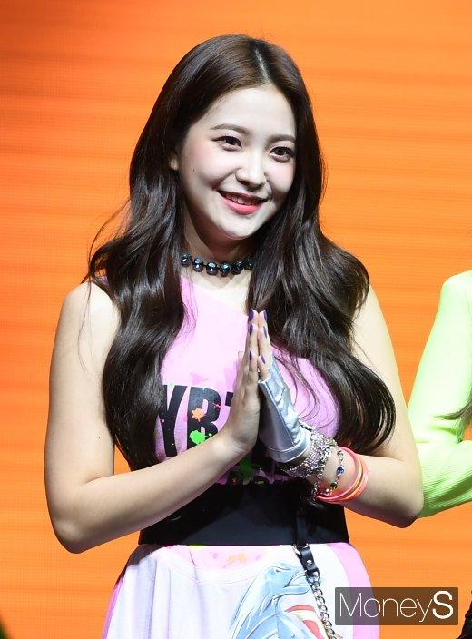 [머니S포토] 레드벨벳 예리, 사랑스러운 미소
