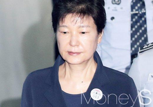 박근혜. /사진=임한별 기자