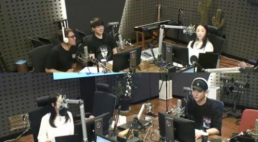 노훈수. /사진=KBS 쿨 FM 박은영의 FM대행진 캡처