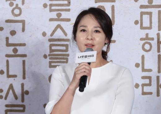 故 배우 전미선. /사진=뉴시스 조수정 기자