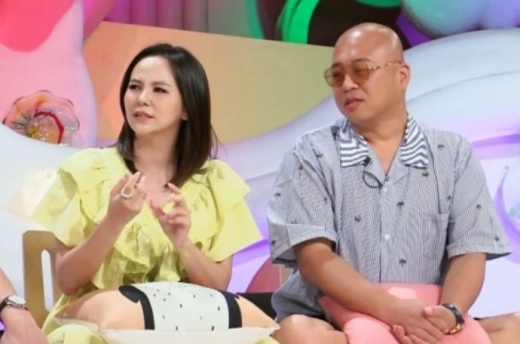 김지우와 돈스파이크. /사진=KBS 2TV '안녕하세요' 방송화면 캡처