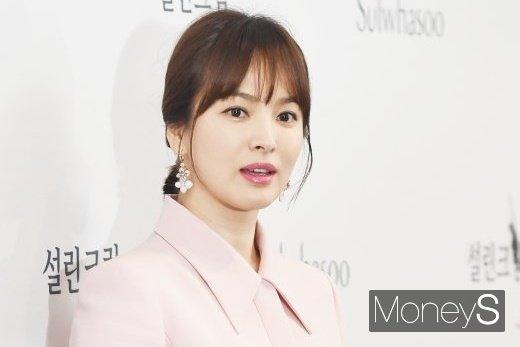 송혜교 행사참석. /사진=임한별 기자