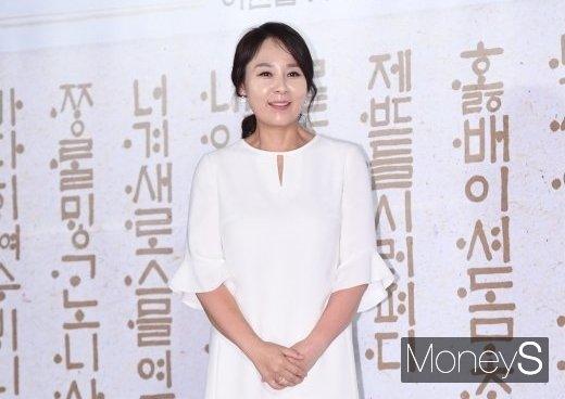 배우 고 전미선. /사진=장동규 기자