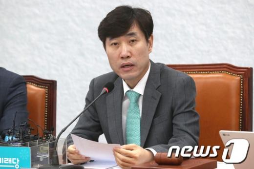 하태경 바른미래당 의원 /사진= 뉴스1