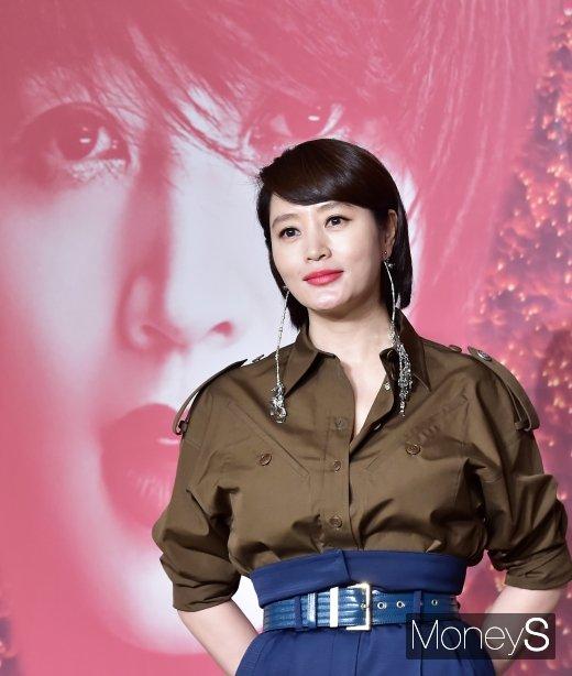 배우 김혜수. /사진=임한별 기자