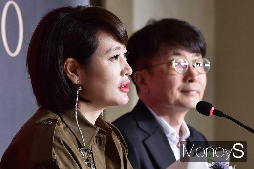 김혜수 엄마./사진=임한별 기자